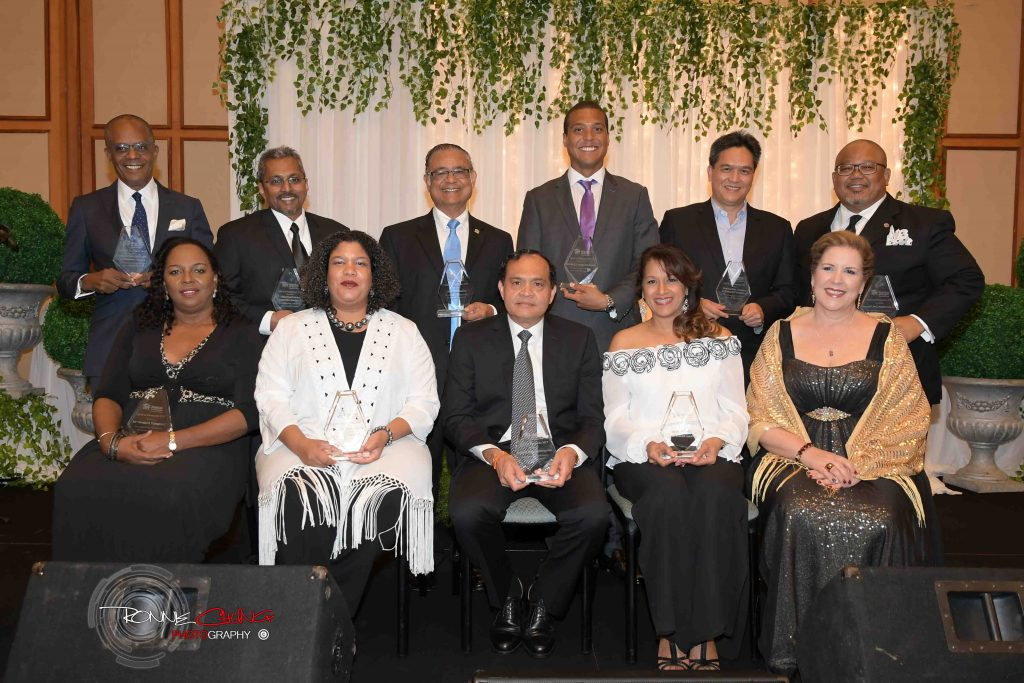 Group photo of Spirit of Humanity Award Winners