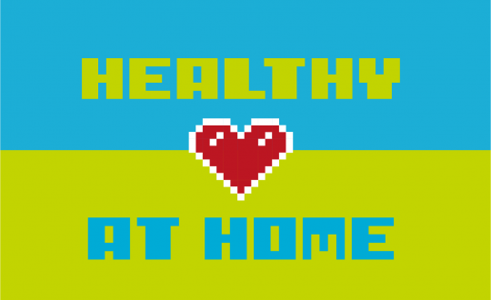 Healthy @ Home Virtual 5k Run