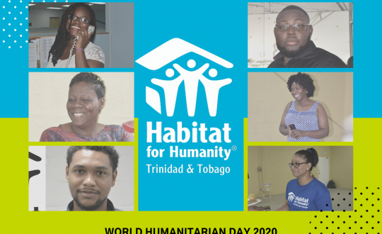 World Humanitarian Day 2020 – #RealLifeHeroes