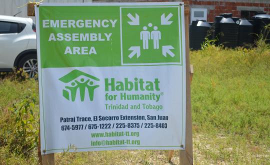 Celebrating #WorldNGODay with Habitat for Humanity